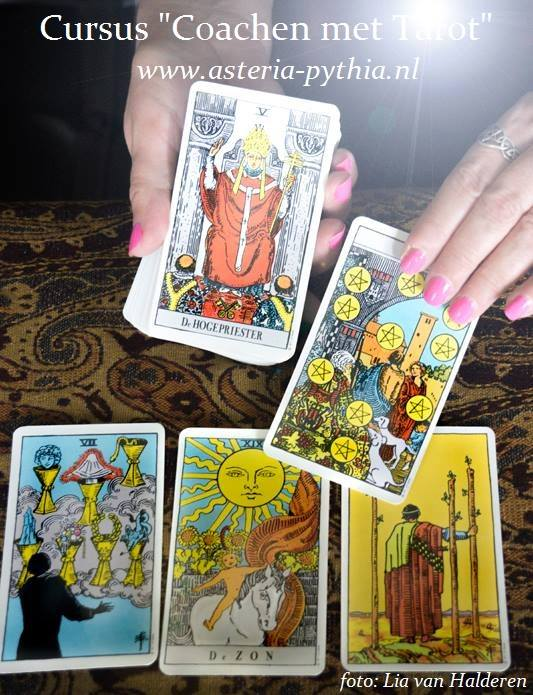 Asteria coaching Tarot cursus