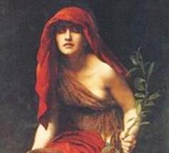 Pythia Delphi Asteria