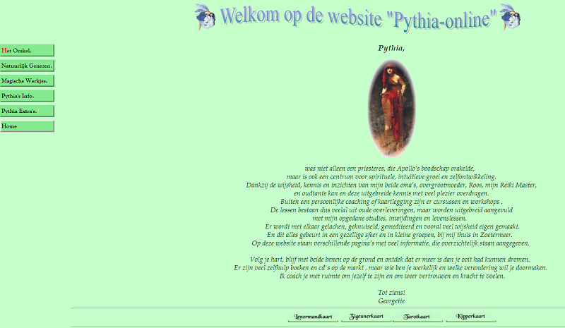 website oud 1