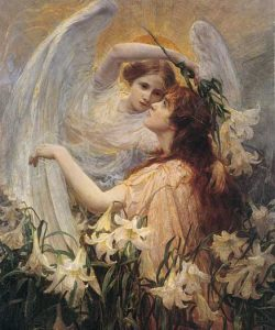 george-hillyard-swinstead_the_Angels-message_-_www_illusionsgallery_com