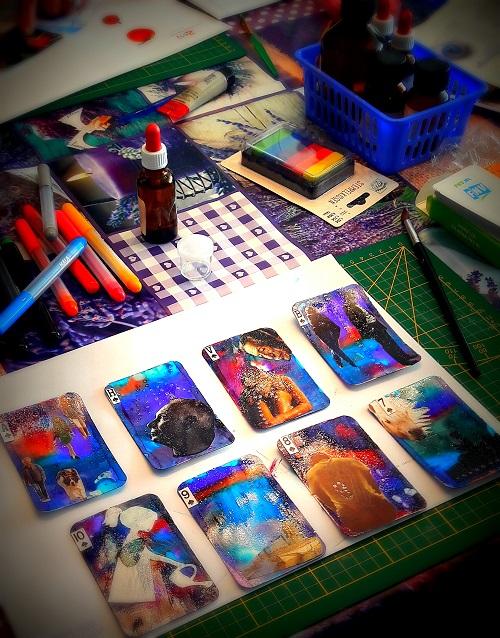 kaarten loom1