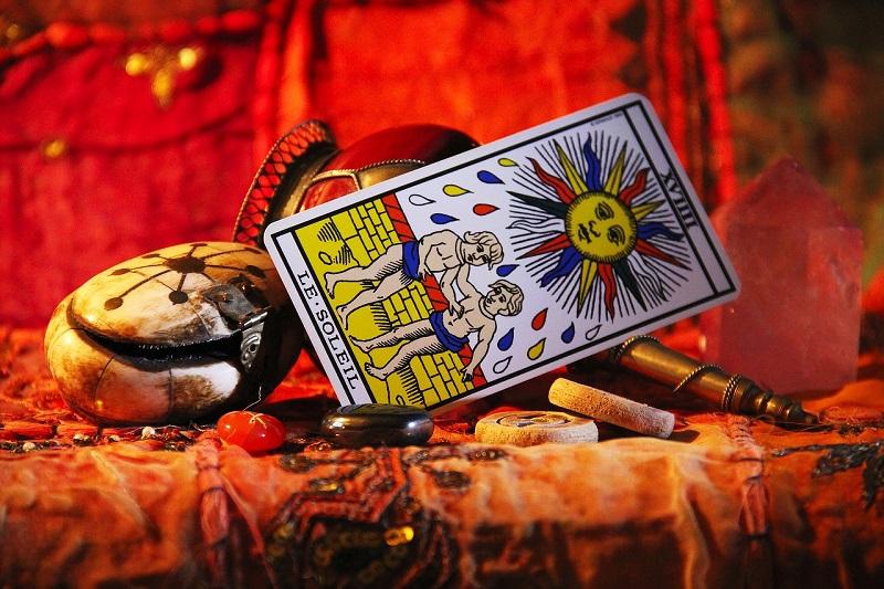 kaarten en andere divinatiemiddelen